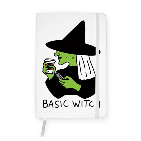 Basic Witch Notebook