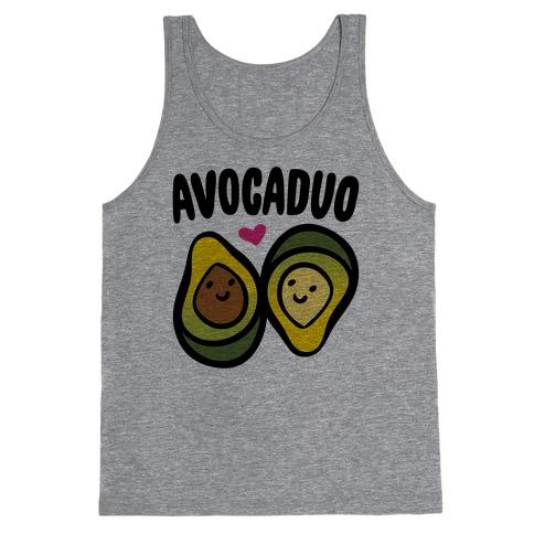 Avocaduo Pairs Shirt Tank Top