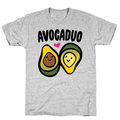 Avocaduo Pairs Shirt T-Shirt