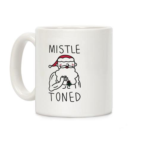 Mistle Toned (Santa) Coffee Mug