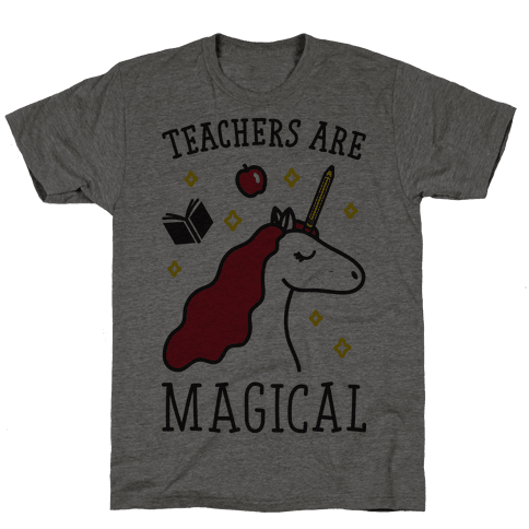 Teachers Are Magical