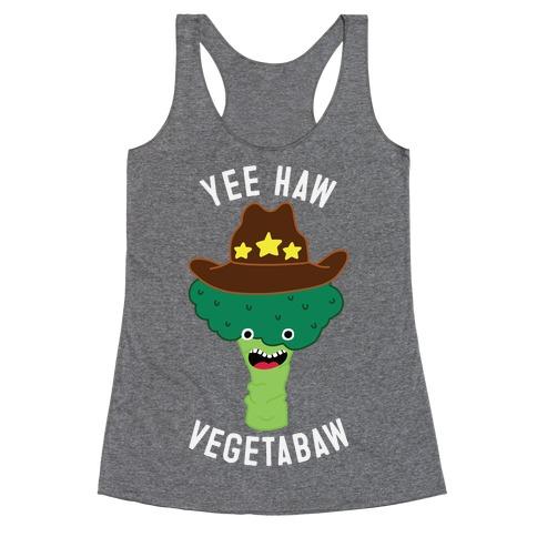 Broccoli Cowboy Racerback Tank Top