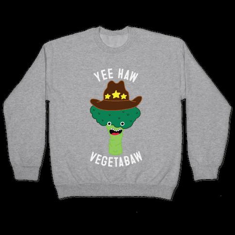 Broccoli Cowboy Pullover