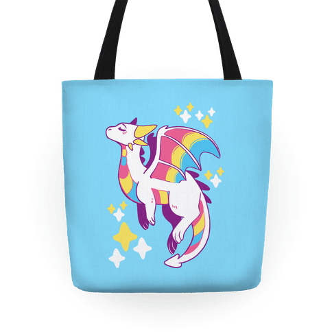 Pan Pride Dragon Tote