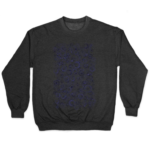 Gallifreyan Text Pattern Pullover