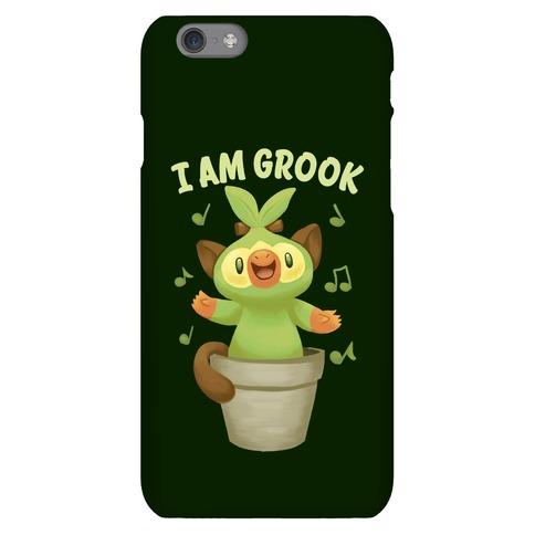 I Am Grook! Phone Case