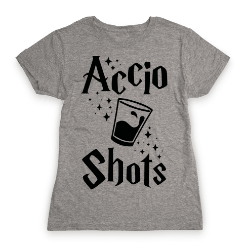 Accio Shots Womens T-Shirt