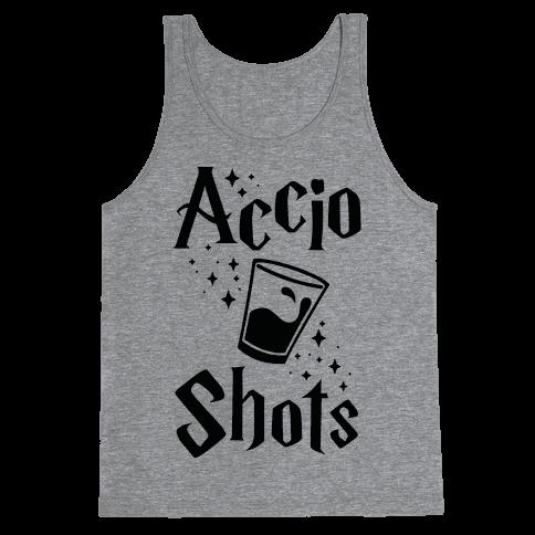 Accio Shots Tank Top