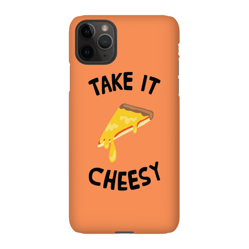 Take it Cheesy Phone Case