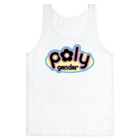 Poly Gender Parody Tank Top