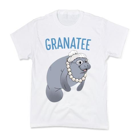 Granatee Kids T-Shirt