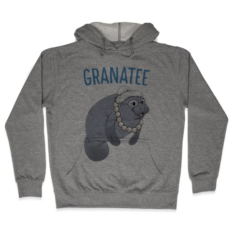 Granatee Hooded Sweatshirt
