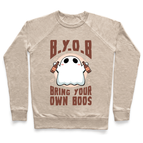 Bring Your Own Boos Pullover