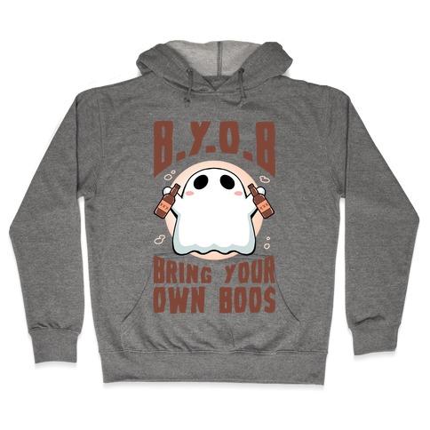 Bring Your Own Boos Hooded Sweatshirt