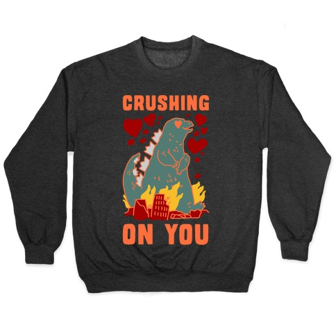 Crushing On You Pullover