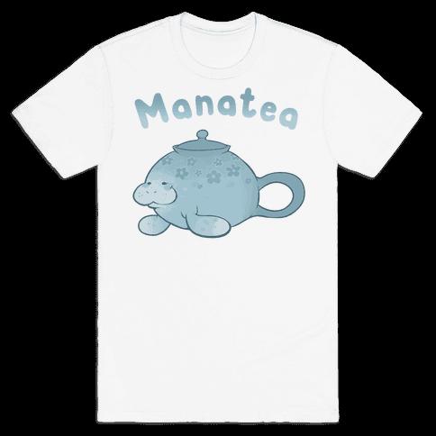 Manatea Mens T-Shirt