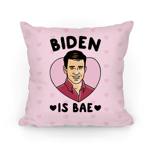 Biden Is Bae Pillow