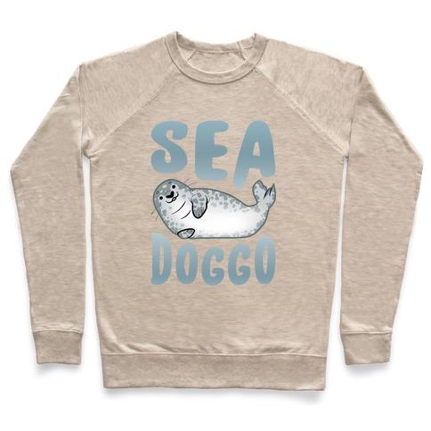 Sea Doggo Pullover