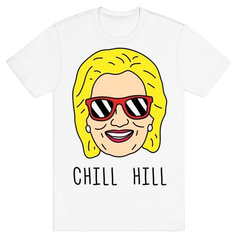 Chill Hill Mens T-Shirt