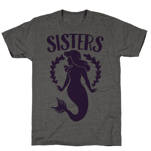 Mermaid Sisters (Purple)