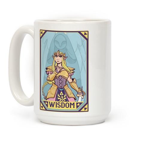 Wisdom - Zelda Coffee Mug
