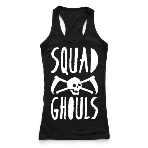 Squad Ghouls (White)