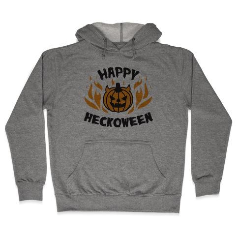 Happy Heckoween Hooded Sweatshirt