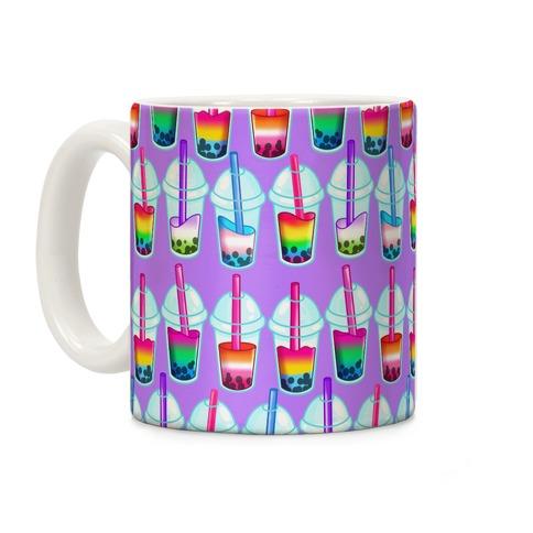 Pride Bubble Tea Coffee Mug