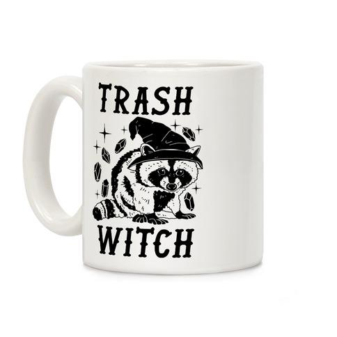 Trash Witch Coffee Mug