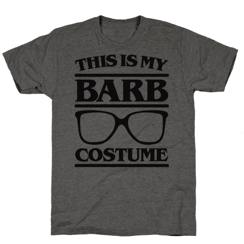 This Is My Barb Costume Parody