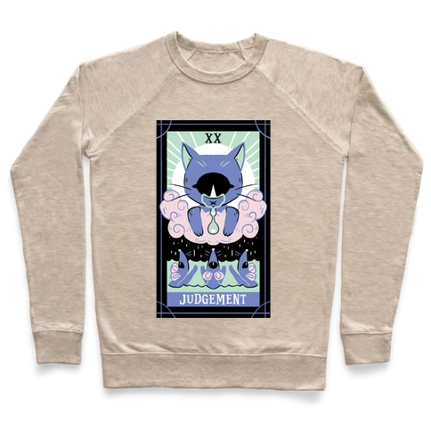 Creepy Cute Tarots: Judgement Pullover