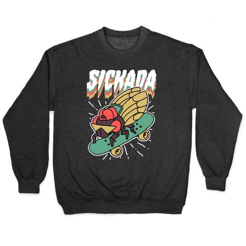 SICKada Cicada Pullover