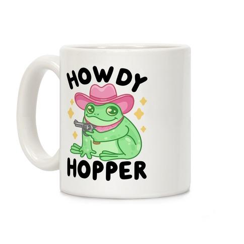 Howdy Hopper Coffee Mug