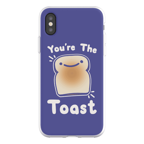 You're The Toast (To My Avocado) Phone Flexi-Case