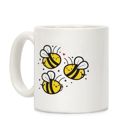 Bee Booties Coffee Mug