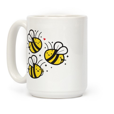 Bee Booties Coffee Mug