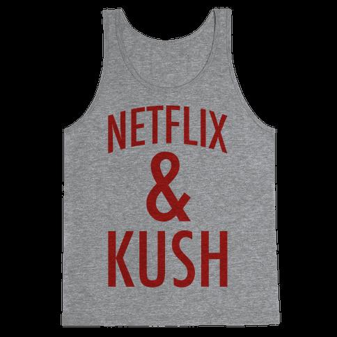 Netflix & Kush Tank Top