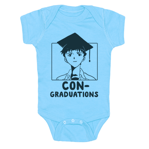 Con-Graduations, Shinji-Kun Baby Onesy