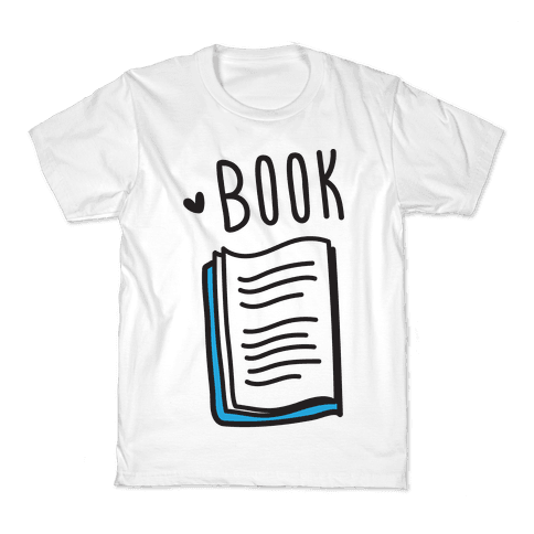 Book Buds 1 Kids T-Shirt