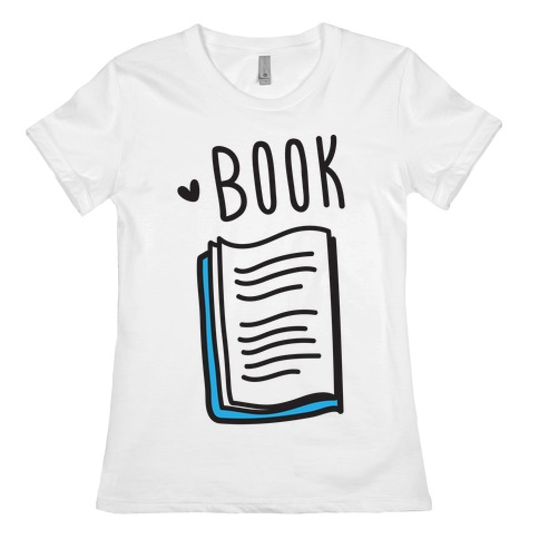 Book Buds 1 Womens T-Shirt