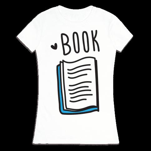 Book Buds 1 Womens T-Shirt