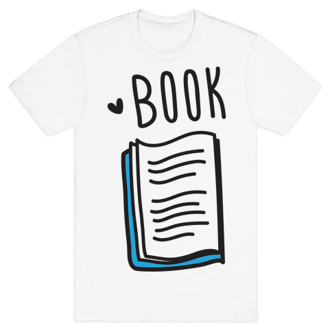 Book Buds 1 Mens T-Shirt