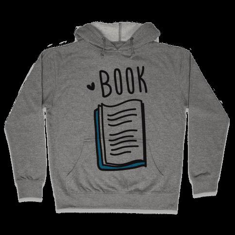 Book Buds 1 Hooded Sweatshirt