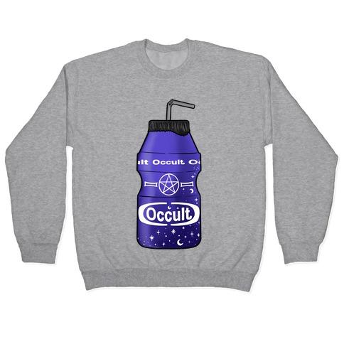 Occult Yogurt Drink Pullover