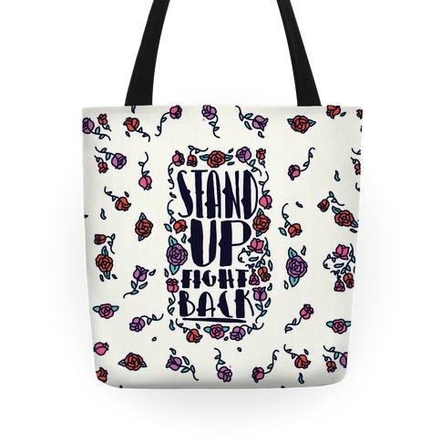 Stand Up Fight Back Tote