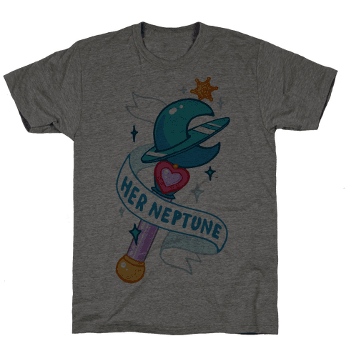 Her Neptune Pair 1 Mens T-Shirt