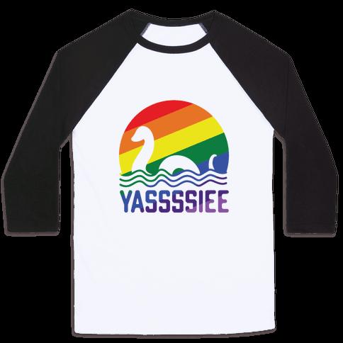Yassssiee Baseball Tee
