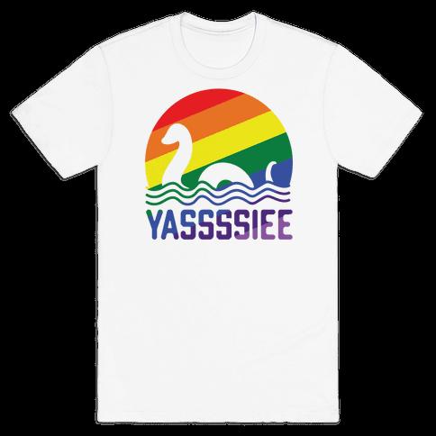 Yassssiee Mens T-Shirt
