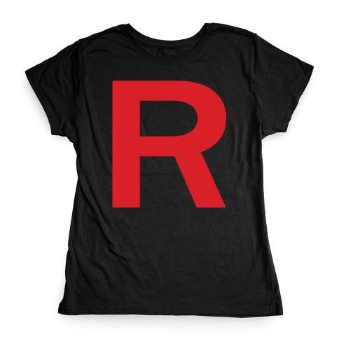 Team Rocket Womens T-Shirt