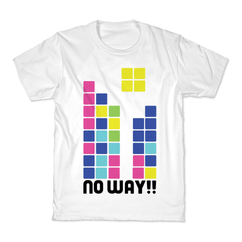 No Way Futaba Kids T-Shirt